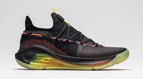Under Armour Curry 6 Fox Theater