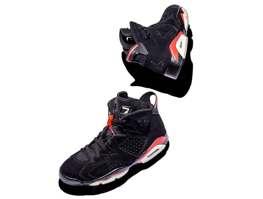 Air Jordan 6 Infrared Pack 2010