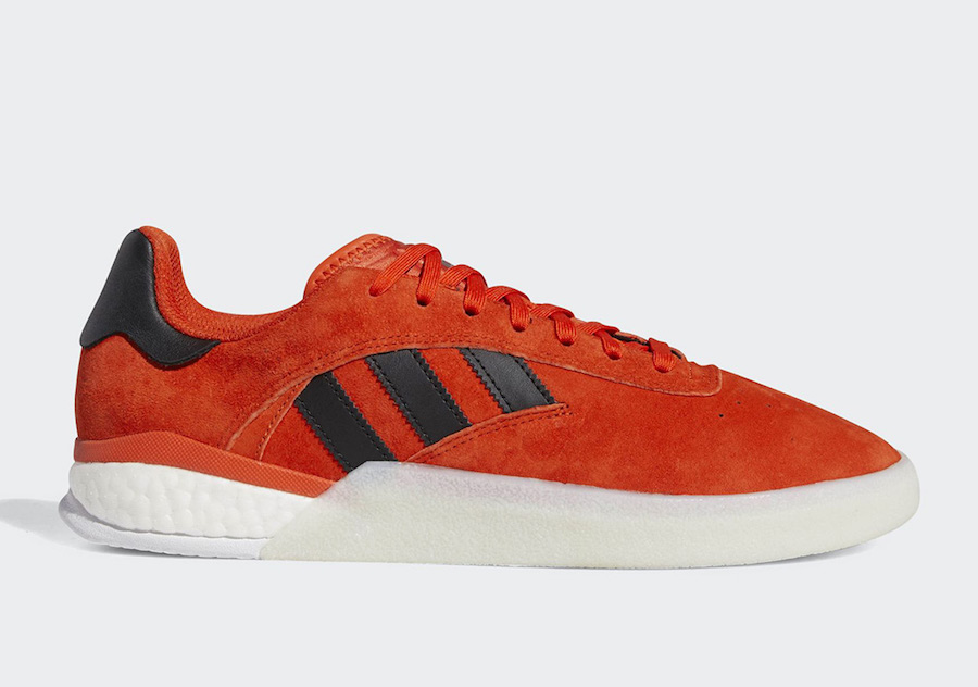 adidas 3ST.004 Orange DB3150 Release Date