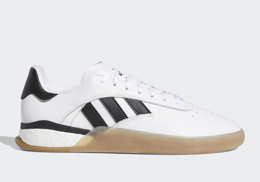 adidas 3ST.004 White DB3153 Release Date