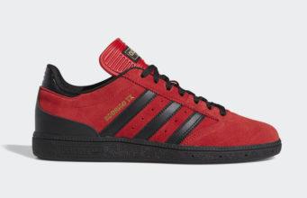adidas Busenitz Scarlet Red Black G27731 Release Date