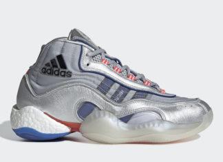 adidas Crazy 98 BYW Silver Metallic EF5537 Release Date