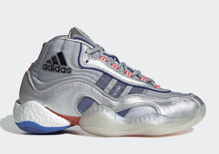 adidas Crazy 98 BYW Silver Metallic EF5537 Release Date