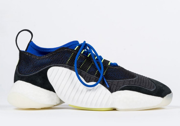 adidas Crazy BYW LVL 2 BD7998 Release Date