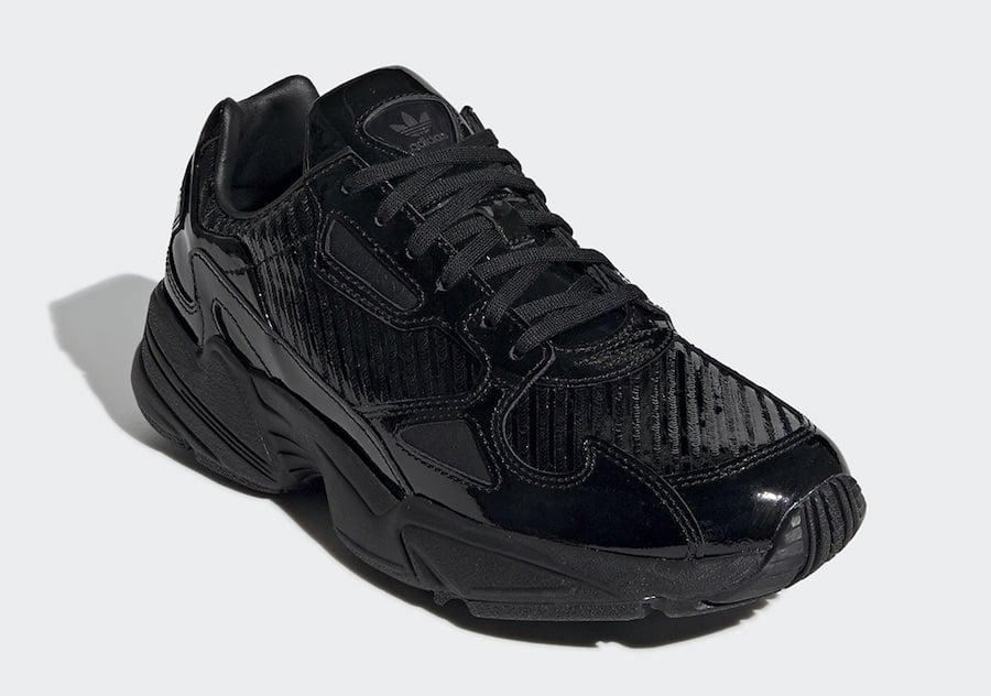 adidas Falcon Black CG6248 Release Date