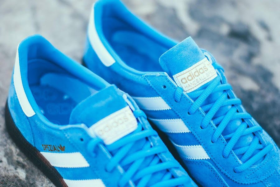 adidas Handball Spezial Light Blue BD7632 Release Date