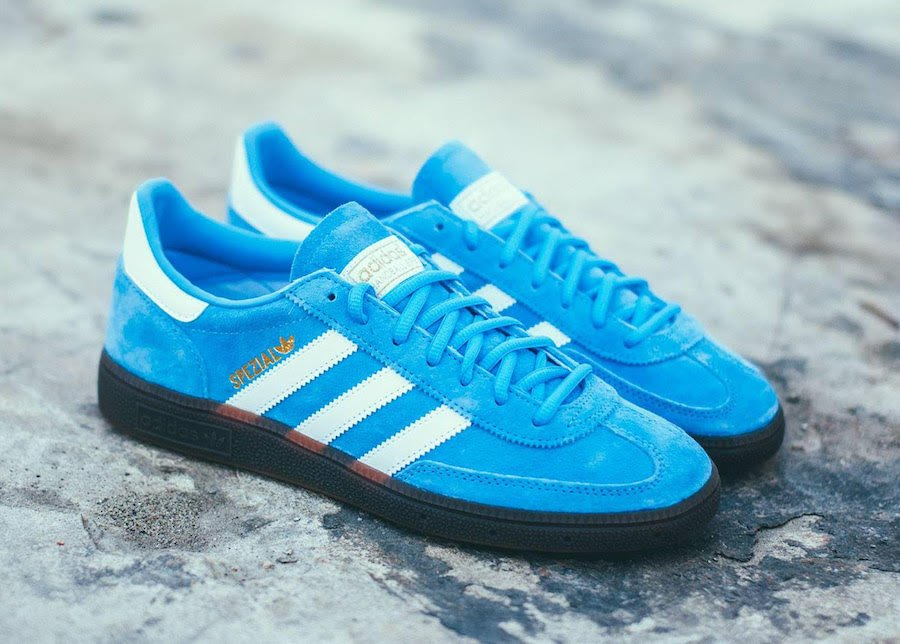 adidas Handball Spezial Light Blue