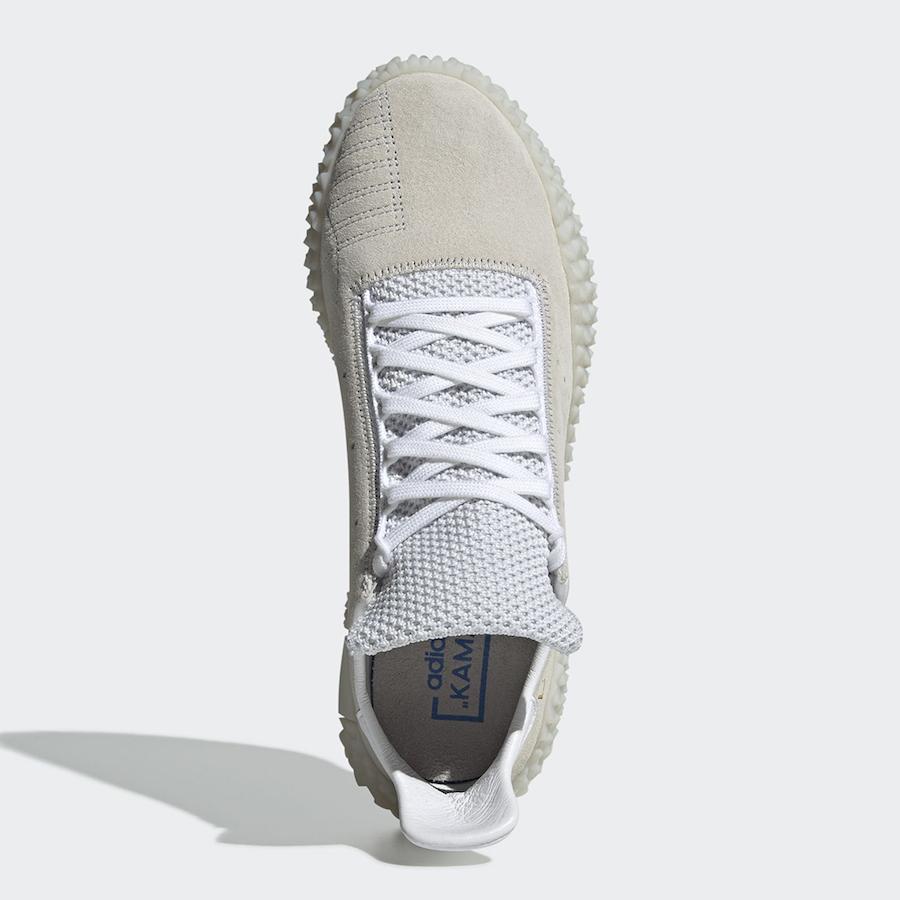 adidas Kamanda White Gold DB2778 Release Date