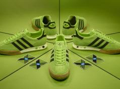 adidas Kegler Super Running Spike Lime Green Release Date