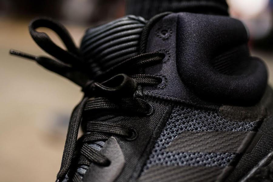 adidas Marquee Boost Black Gum BB9300