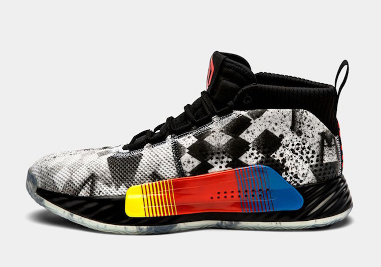 adidas Marquee Boost Low All-Star 2019