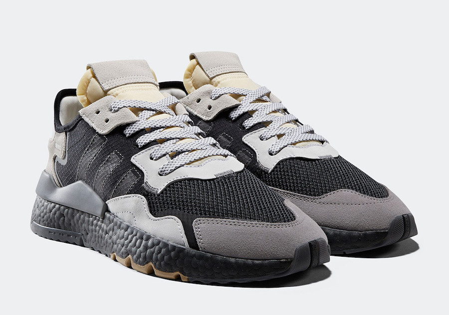 adidas Nite Jogger Black BD7933 Release Date