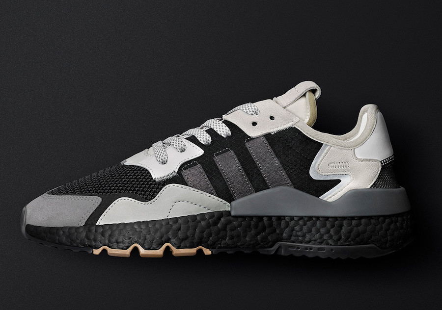 adidas Nite Jogger White CG5950 bLACK bd7983 Release Date
