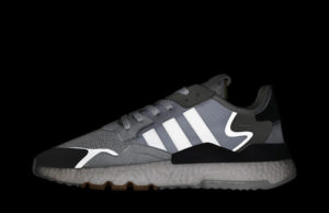 adidas Nite Jogger White CG5950 Black BD7933 Release Date