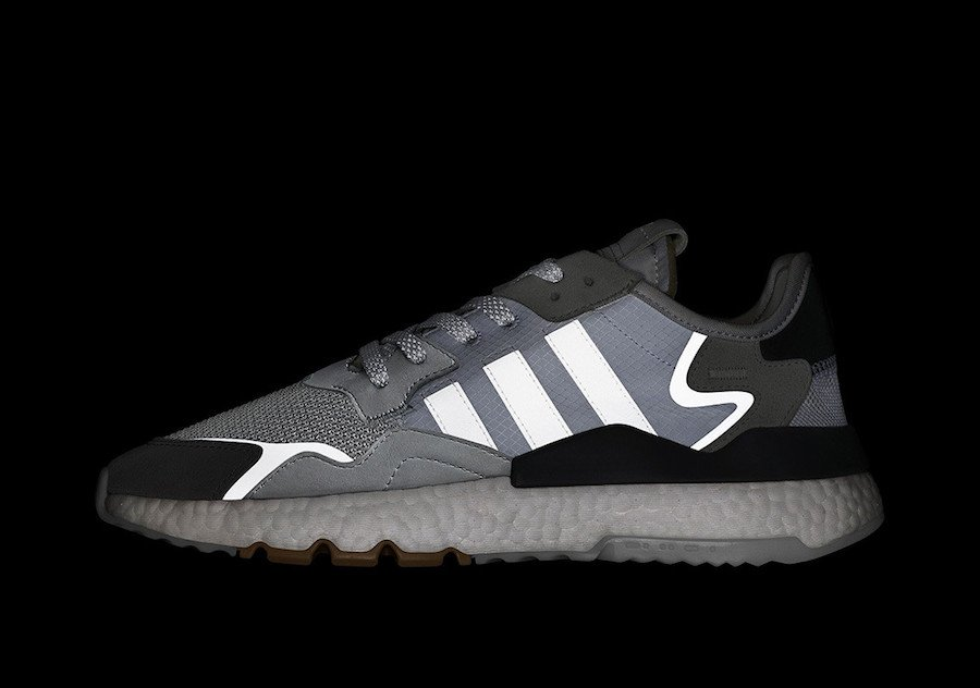 on sale 1e055 9d70d adidas Nite Jogger White CG5950 Black BD7933 Release Date