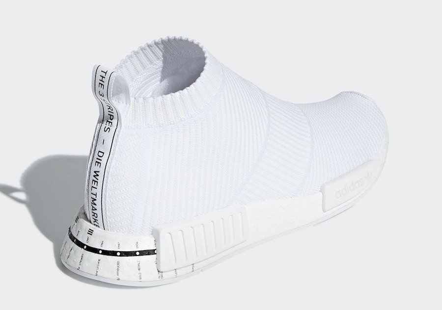 quality design 8f1e6 be806 adidas NMD City Sock BD7732 Release Date | SneakerFiles