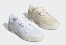 adidas Powerphase Cream EF2889 White EF2888 Release Date