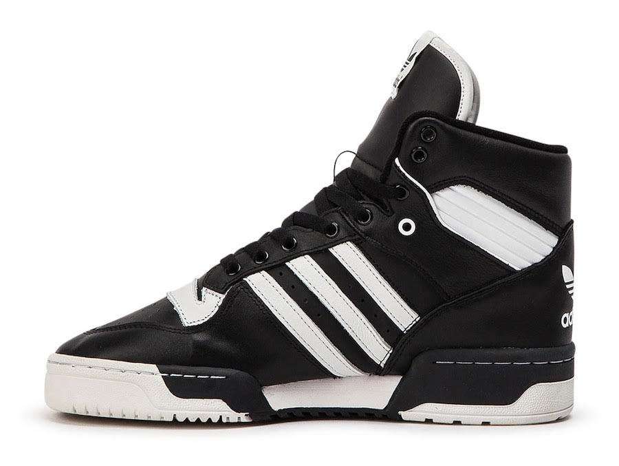 adidas Rivalry Black White BD8021 Release Date