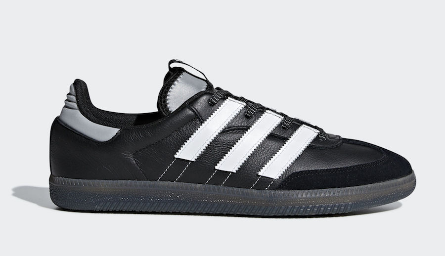 adidas Samba Core Black BD7523 Release Date