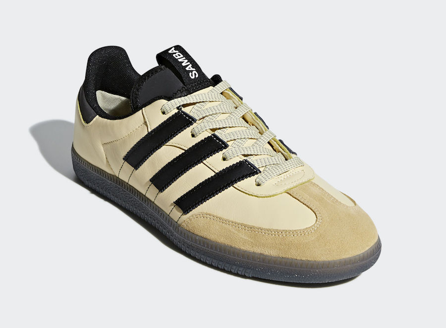 adidas Samba Easy Yellow BD7541 Release Date