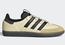 adidas Samba Easy Yellow BD7541 Release Date
