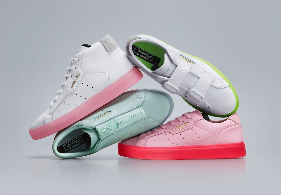 low priced a8876 9f2c6 adidas Sleek Womens Collection