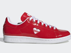 adidas Stan Smith Valentines Day Red G28136 Release Date