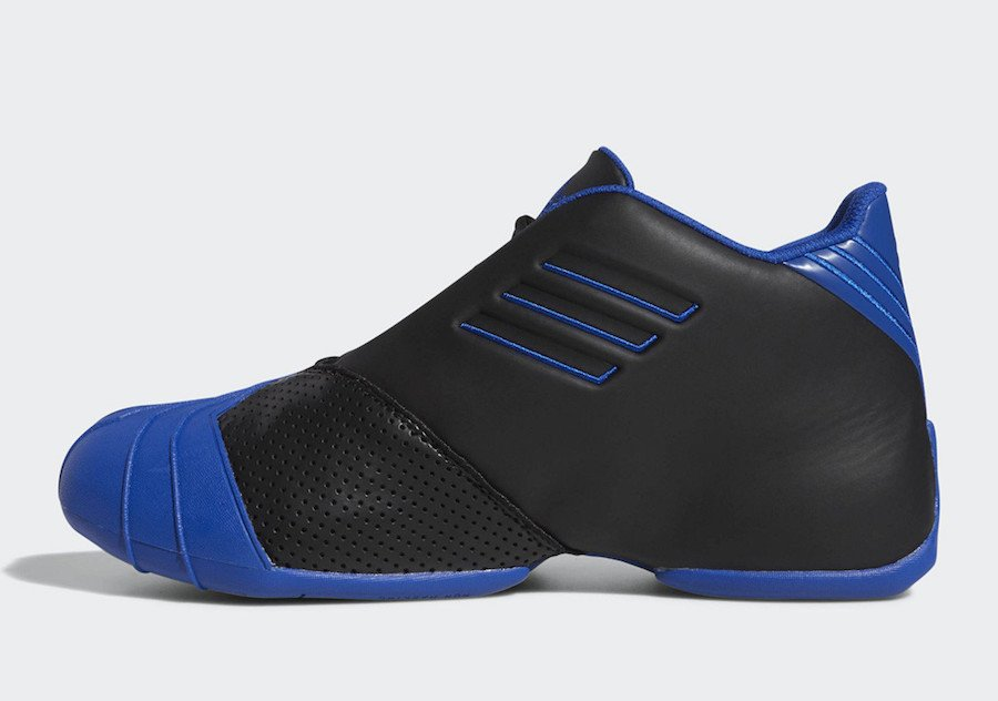 adidas T-Mac 1 Black Royal EE6843 Release Date