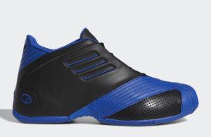 adidas T-Mac 1 Black Royal EE6843 Release Date