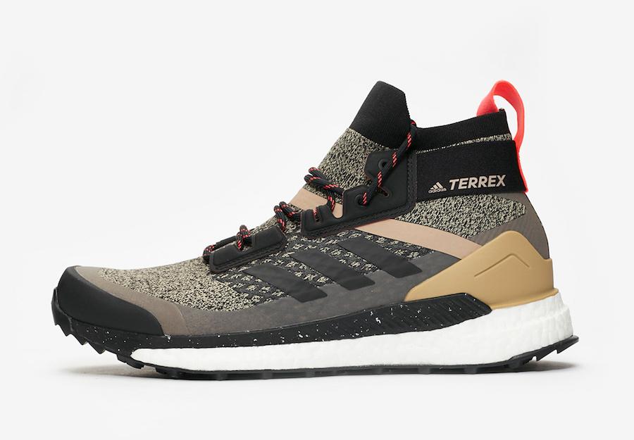 adidas Terrex Free Hiker EE7453 Release Date