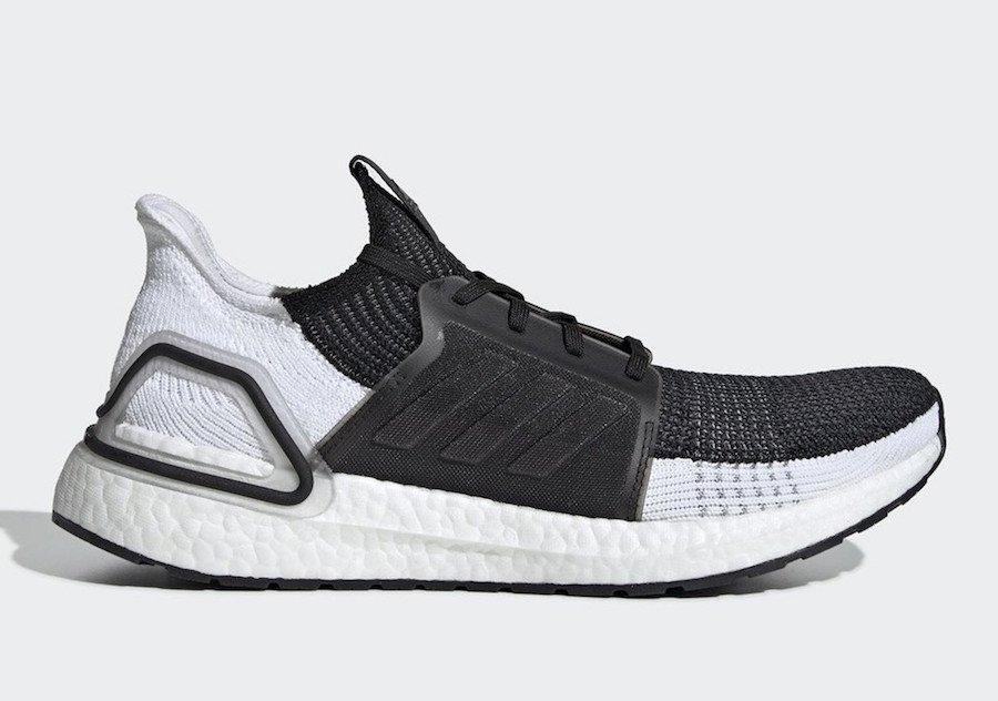 adidas Ultra Boost 2019 Black Grey B37704