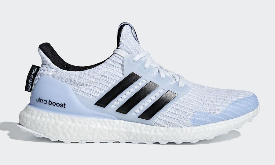 adidas Ultra Boost Game of Thrones White Walker EE3708 Release Date