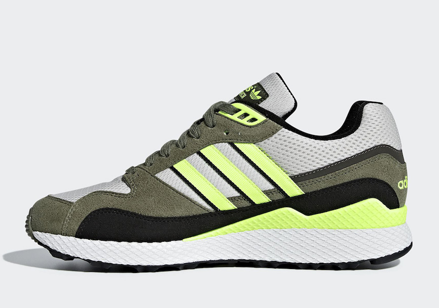 adidas Ultra Tech Hi Rest Yellow BD7937 Release Date