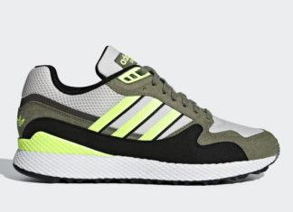 adidas Ultra Tech Hi Rest Yellow BD7937 Release Date