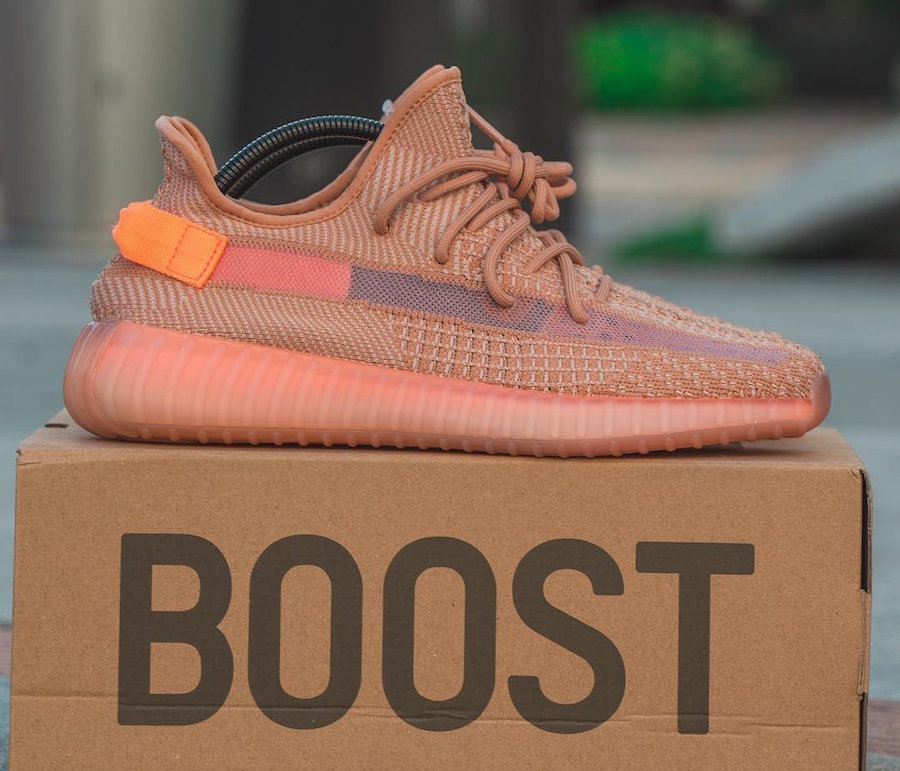 adidas Yeezy Boost 350 V2 Clay 2019