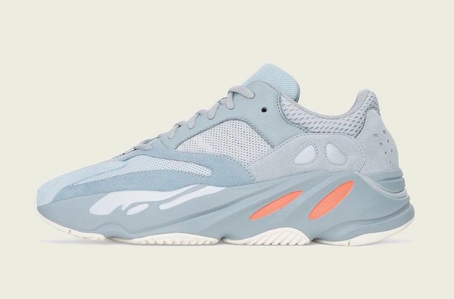 adidas Yeezy Boost 700 Inertia EG7597 Release Date