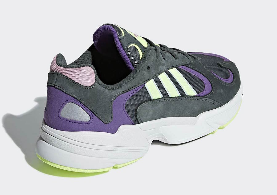 adidas Yung-1 Legend Ivy BD7655 Release Date
