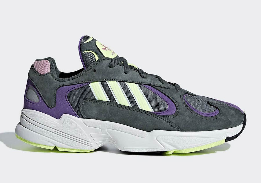 adidas Yung 1 Legend Ivy BD7655 Release Date | SneakerFiles