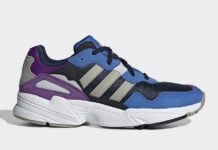 adidas Yung 96 Blue Purple D2606 Release Date