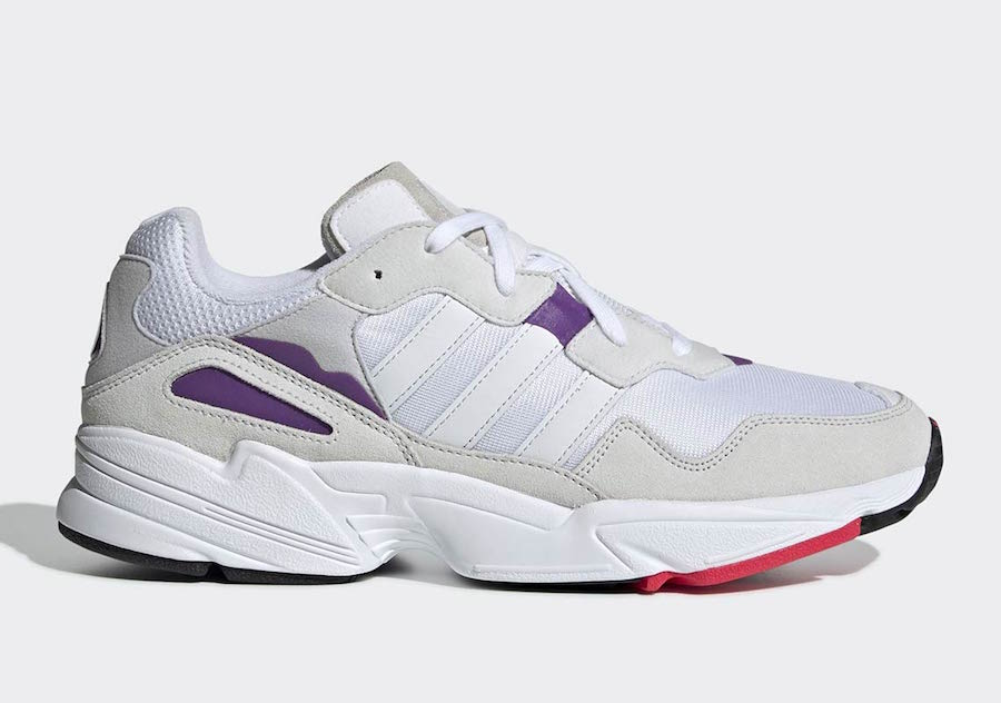 adidas Yung 96 White Purple DB2601 Release Date