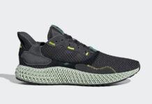 adidas ZX 4000 4D Carbon BD7865 Release Date