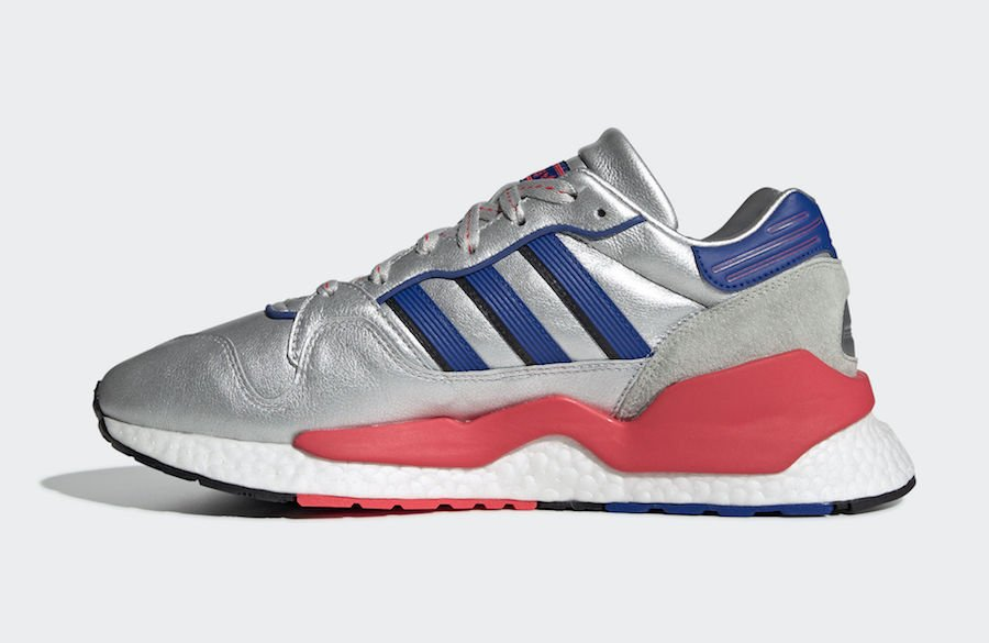adidas ZX 930 EQT Micropacer Silver EF5558 Release Date