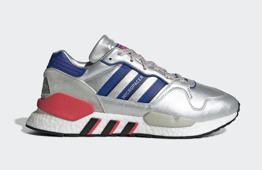 a9f2cf71f adidas ZX 930 EQT Micropacer Silver EF5558 Release Date