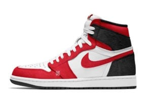 Air Jordan 1 Black White Gym Red 555088-062 Release Date