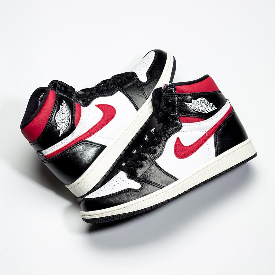 Air Jordan 1 High OG Gym Red 555088-061 Release Date