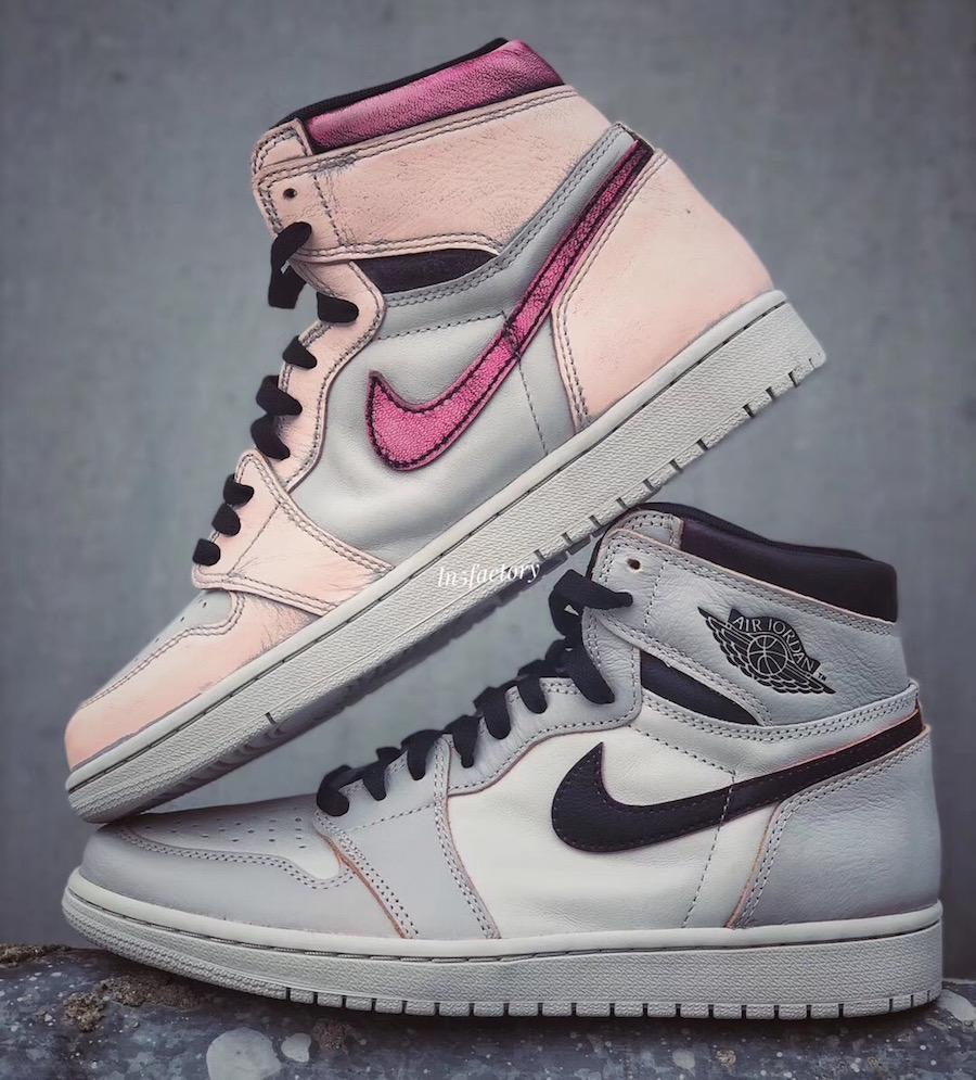 Nike SB Air Jordan 1 Light Bone CD6578