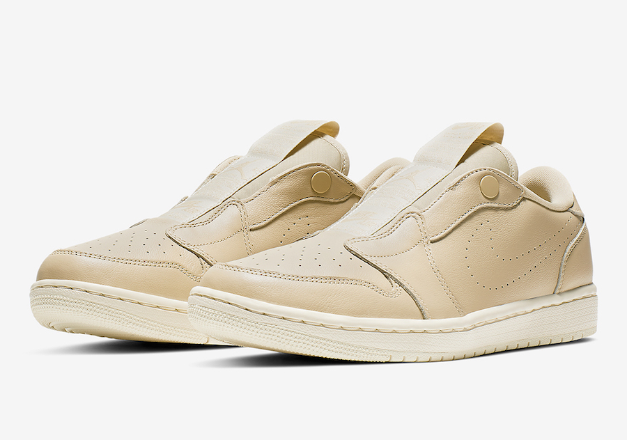 Air Jordan 1 Low Slip-On Desert Ore AV3918-200 Release Date