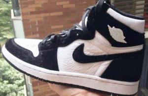 Air Jordan 1 Retro High OG Black White 2019 Release Date