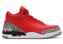 Air Jordan 3 Chicago All-Star Varsity Red CK5692-600 Release Date