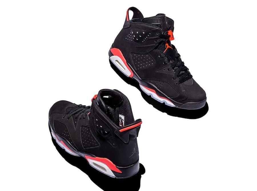 Air Jordan 6 Infrared 2014